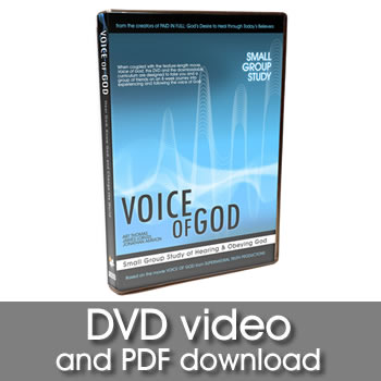 Voice of God Small Group Study