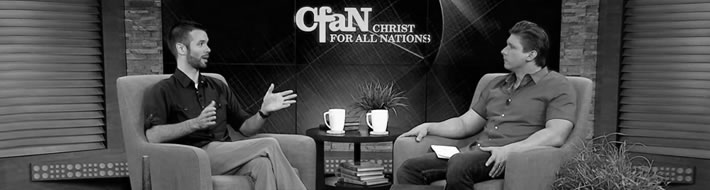 Christ for All Nations TV with guest Art Thomas