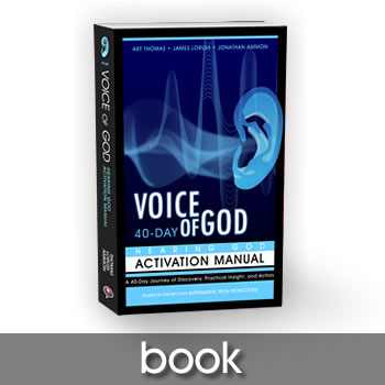 Voice of God Hearing God Activation Manual