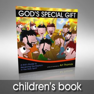 God's Special Gift - children's book