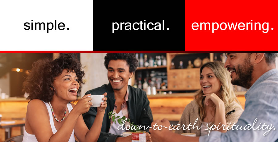Simple. Practical. Empowering.
