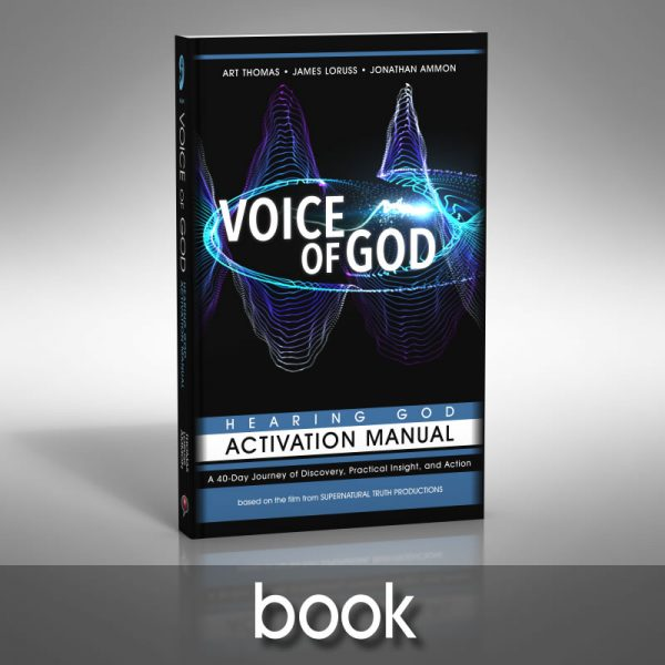 40-Day Hearing God Activation Manual