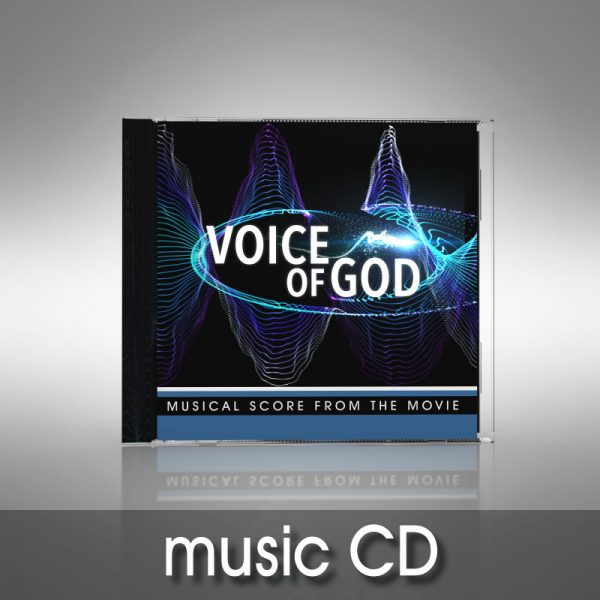 Voice of God Musical Score