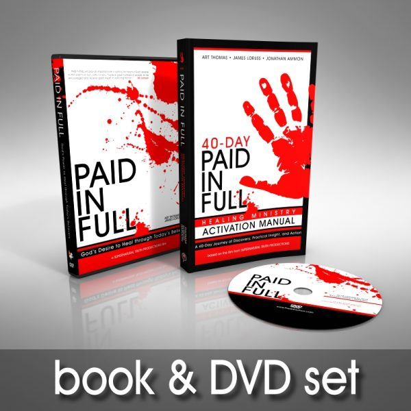 Paid in Full Book and DVD Package